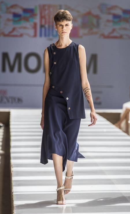 Modem, verão 2019 Foto: Hermes de Paula/ O Globo