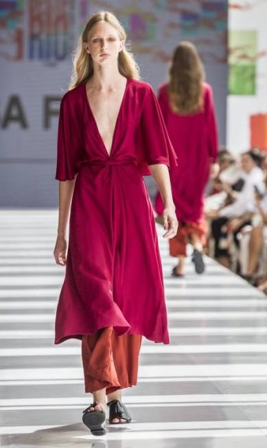 Luisa Farani, verão 2019 Hermes de Paula/ O Globo