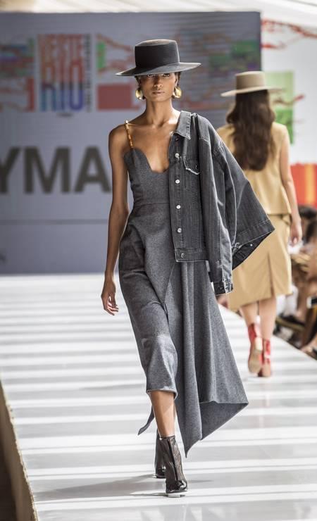 Wymann, verão 2019 Foto: Hermes de Paula/ O Globo