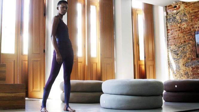 Julia Loha Sportwear é uma das marcas presentes Foto: Luis Alvarenga