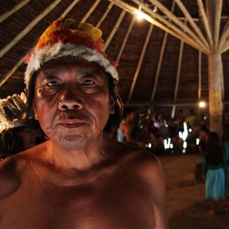 Dia do Índio no Parque Lage Foto: Divulgação