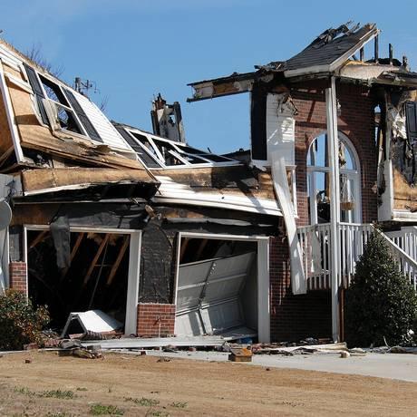 Seguros residenciais básicos costumam cobrir danos contra incêndio,roubo e furto qualificado e vendaval Foto: Pixabay