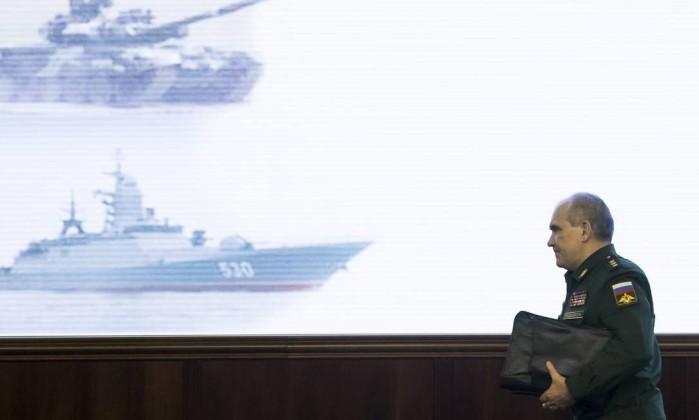 Síria: Putin adverte Macron contra qualquer