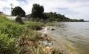 Maricá. Lagoa de Jacaroá é alvo de queixa de moradores Foto: Fábio Guimarães / Fábio Guimarães