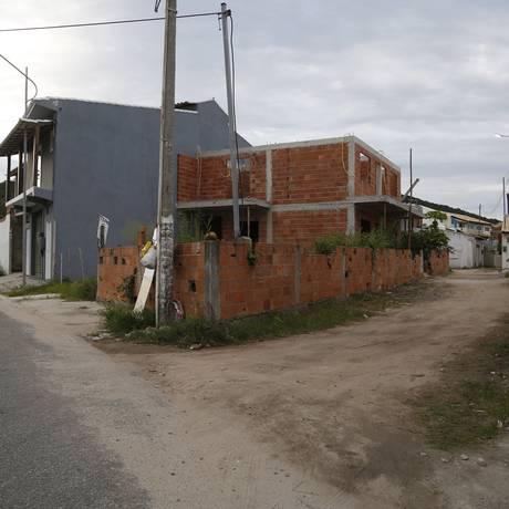 Cabo Frio precisa de investimentos em bairros mais pobres Foto: Fábio Guimarães / Agência O Globo