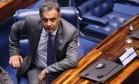 Aécio Neves também é acusado de atrapalhar as investigaçõesFoto: Ailton de Freitas / Ailton de Freitas/18/10/2017