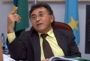 O então juiz federal Odilon de Oliveira Foto: Paulo Ribas / Paulo Ribas