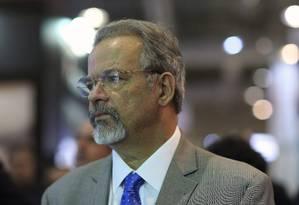 O ministro da Segurança Pública, Raul Jungmann, durante evento Foto: Edilson Dantas / Agência O Globo