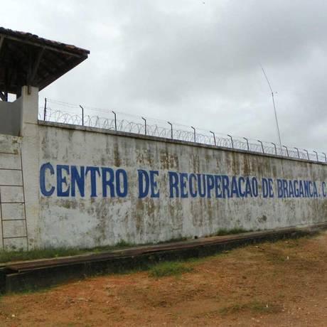 No Centro de Recuperação Regional de Bragança presos fazem rebelião Foto: Susipe