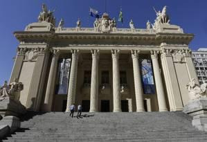 Assembleia Legislativa do Estado do Rio de Janeiro Foto: Gustavo Miranda / Agência O Globo