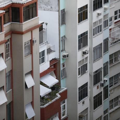 Mercado imobiliário Foto: Pablo Jacob / Agência O Globo