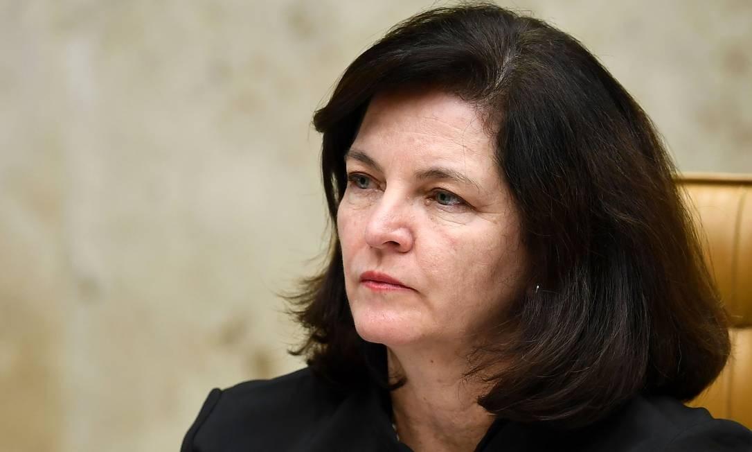 A procuradora-geral Raquel Dodge disse que recurso sobre decisão do STF é prioridade Foto: Evaristo Sá / AFP / 4-4-18