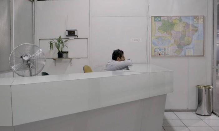 Cena do filme 'Espera' Foto: Divulgação / Divulgação