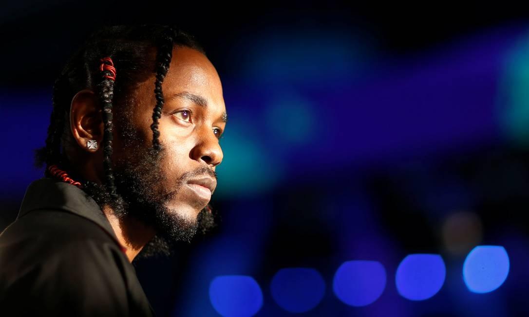 Kendrick Lamar, primeiro rapper a ser vencedor do Pulitzer de música Foto: MARIO ANZUONI / REUTERS