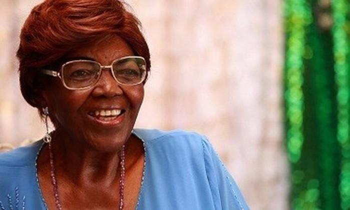 Dona Ivone Lara é internada na Zona Sul do Rio de Janeiro