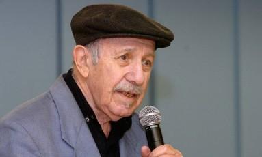 Morre Paul Singer, um dos fundadores do PT Foto: Reprodução Divulgação PT