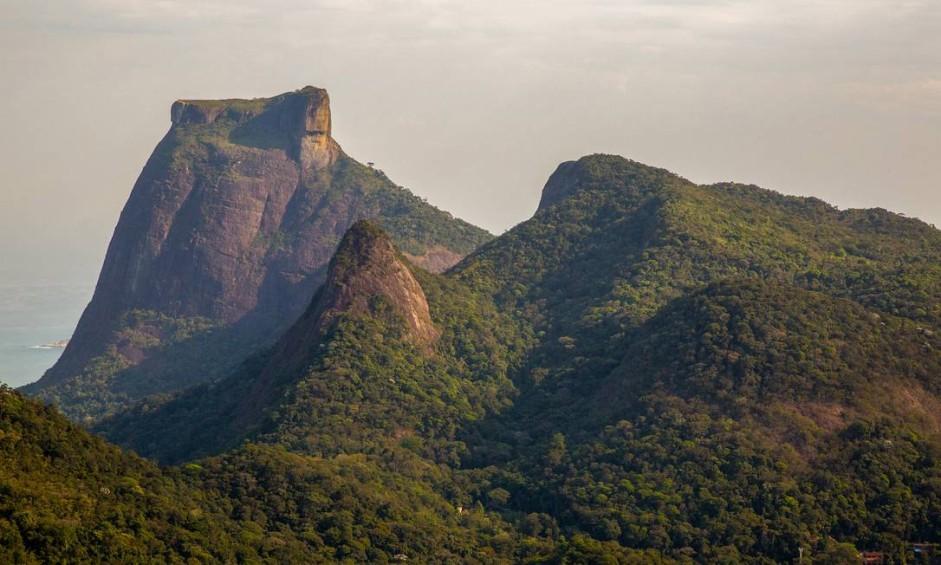 O Parque Nacional da Tijuca, na capital fluminense e onde fica a estátua do Cristo Redentor, foi o mais visitado do Brasil em 2017: recebeu 3,3 milhões de turistas, segundo o ICMBio. No país, foram 10,7 milhões de visitas aos parques, um crescimento de 20% em comparação ao ano anterior Foto: Ministério do Turismo