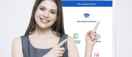 App 'Meu Imposto de Renda' está disponível nas lojas Google Play e App Store Foto: Divulgação