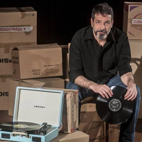 O ator ne diretor Leonardo Netto Foto: Divulgação/Dalton Valerio