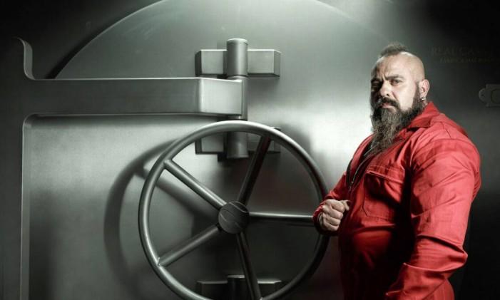 Oslo também morre na segunda temporada de 'La casa de papel' Foto: Divulgação/Netflix