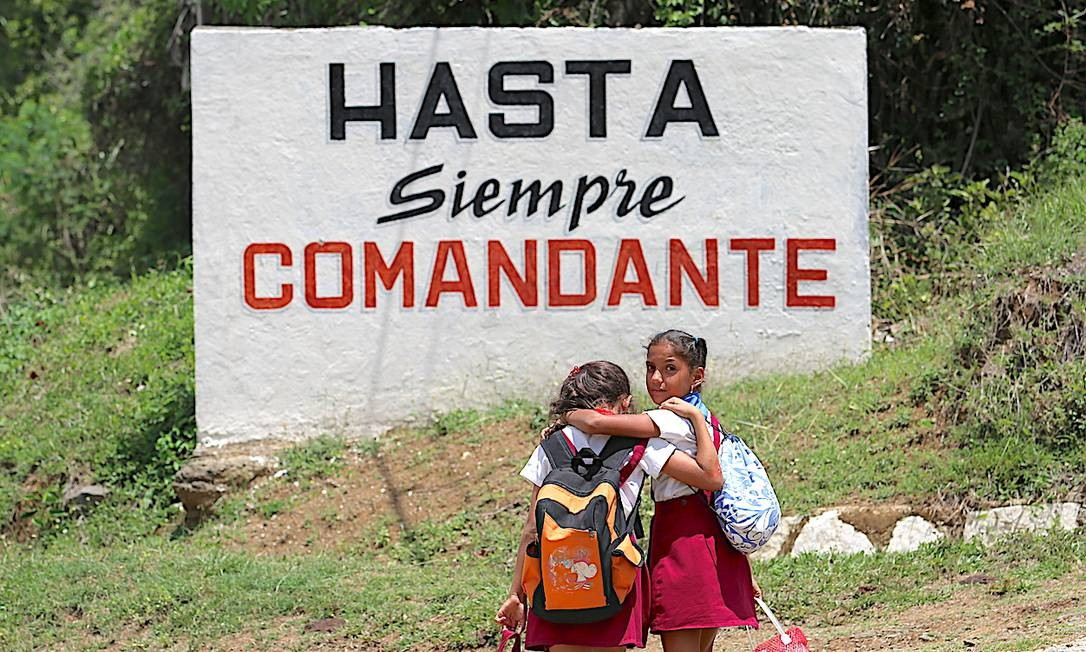 A comunidade de Segundo Frente, em Santiago de Cuba, foi fundada em meio à luta guerrilheira Foto: Benjamín Morales Meléndez / GFR Media