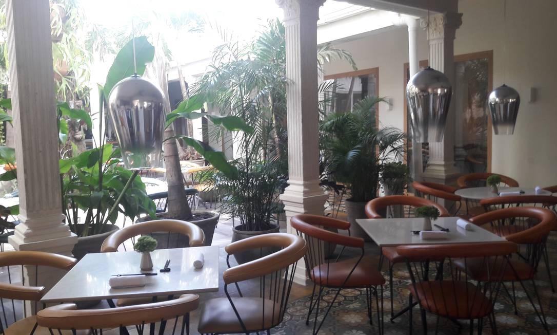 Restaurante Carmen Foto: Pollyanna Brêtas