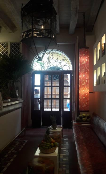 Restaurante Candé Foto: Pollyanna Bretas / Pollyanna Brêtas