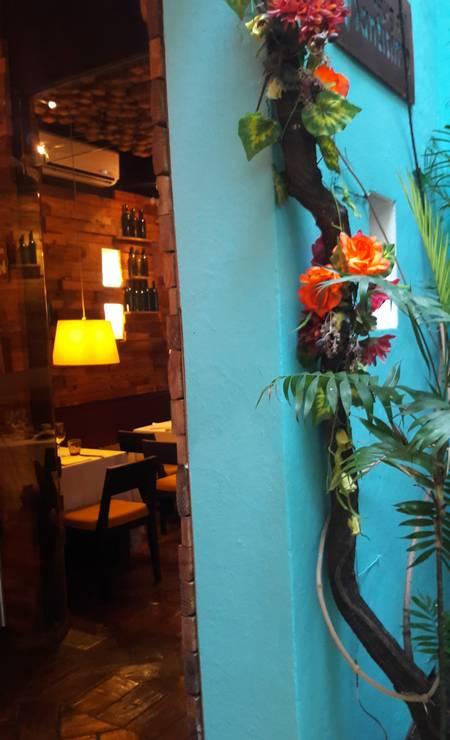 Restaurante El Santíssimo Foto: Pollyanna Bretas / Pollyanna Brêtas