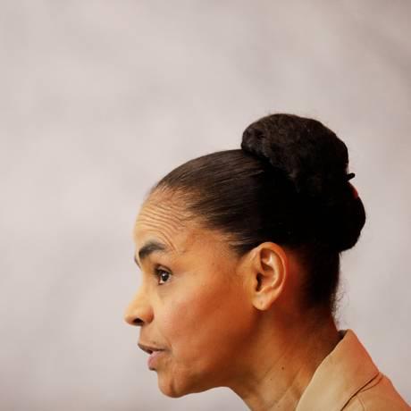 A pré-candidata à Presidência da Rede, Marina Silva Foto: NACHO DOCE / REUTERS 17/04/2018