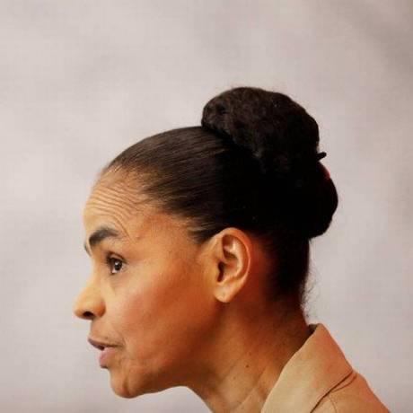 A pré-candidata à Presidência da Rede, Marina Silva Foto: NACHO DOCE / REUTERS 17-04-2018