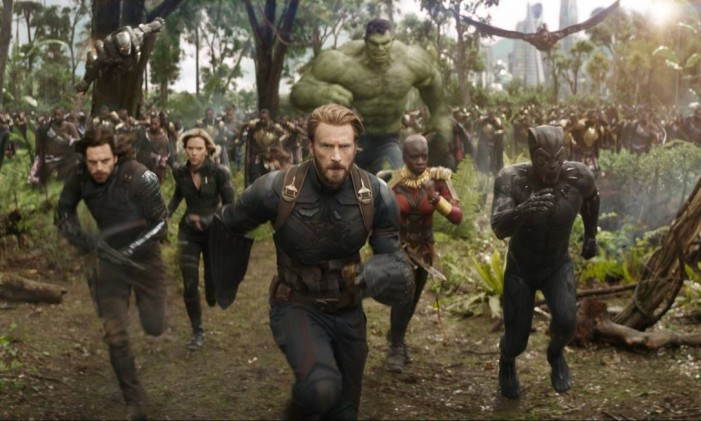 Avengers: infinity war Foto: Divulgação/Marvel Studios
