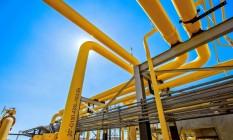 Malha de gasodutos da Nova Transportadora do Sudeste, vendida à canadense Brookfield Foto: Reprodução da internet