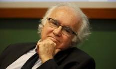 Joaquim Falcão, novo ocupante da cadeira 3 da ABL Foto: Domingos Peixoto / Agência O Globo