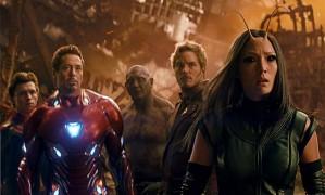 Vingadores: guerra infinita Foto: Divulgação/Marvel Studios