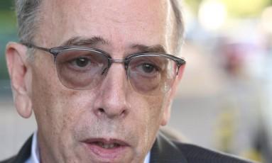 O presidente da Petrobras, Pedro Parente, que foi indicado para presidir o Conselho da BRF Foto: Ailton de Freitas / Agência O Globo