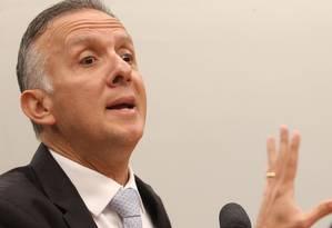 Aguinaldo Ribeiro, relator da reforma trabalhista Foto: Ailton de Freitas / Agência O Globo / 7-2-18