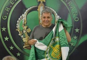 Verde e Branco de Madureira levará para a avenida o clássico 'O que é, o que é?' Foto: Divulgação