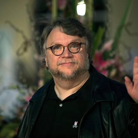 Guillermo del Toro no 'Malaga Spanish Film Festival', em 2018 Foto: Jorge Guerrero / AFP