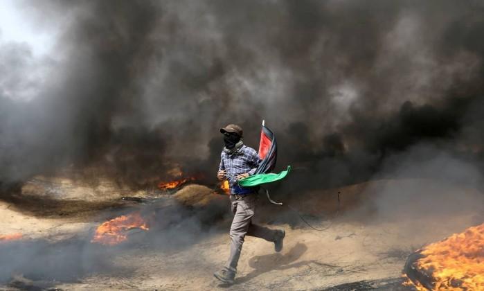 Novos confrontos em Gaza matam pelo menos 2 palestinos