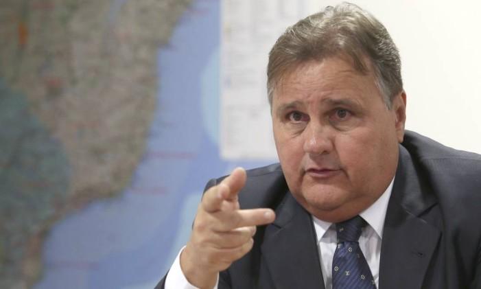 O ex-ministro Geddel Vieira Lima Foto: Jorge William / Agência O Globo