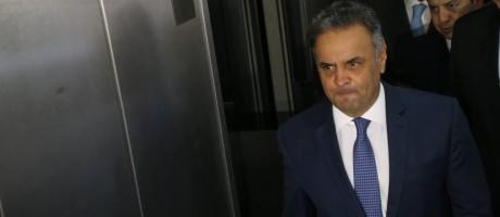 O senador Aécio Neves (PSDB-MG) Foto: Ailton de Freitas/4-7-17