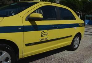 Aplicativo de táxi completa seis meses, com novidades anunciadas para o serviço Foto: Divulgação