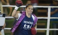 Rose Volante já tem 12 lutas como profissional Foto: Divulgação / Divulgação