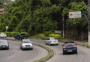 Radares de fiscalização eletrônica não podem emitir multas Foto: Leo Martins / Agência O Globo