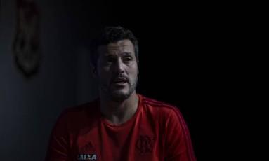 Julio César fará seu jogo de despedida neste sábado Foto: Alexandre Cassiano / Agência O Globo