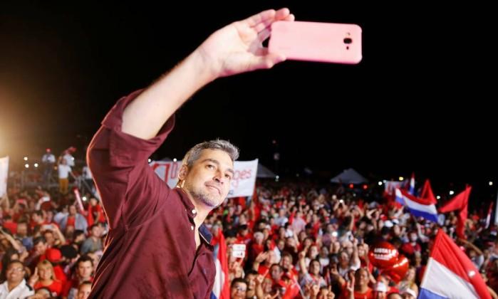 Paraguai elegerá novo presidente neste domingo (22)