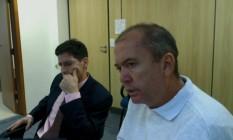 O operador Carlos Miranda, em sua delação premiada Foto: Reprodução / TV GLOBO