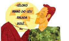 Gírias de São Paulo estão mais populares no Rio Foto: O Globo