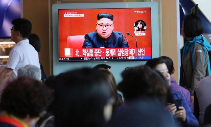 Trump confirma negociações avançadas entre EUA e Coreia do Norte