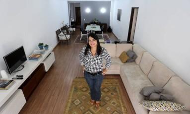 Com crise no Rio, total de pessoas com renda de locação de imóveis aumenta em 23% Foto: Guilherme Pinto/Agência O Globo